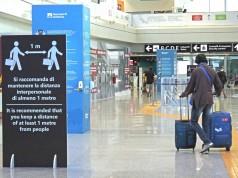 """Covid-free"" αεροδρόμιο"