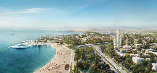 LAMDA: Συμφωνία για την κατασκευή ξενοδοχείων στο Ελληνικό