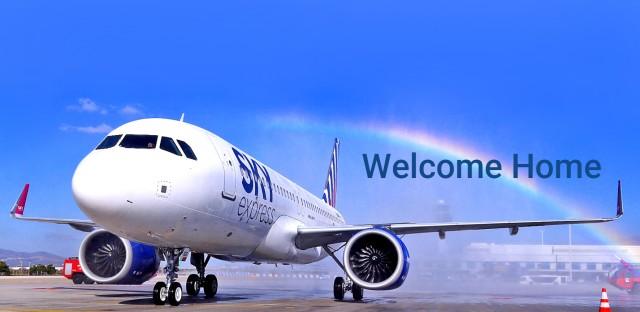 SkyΕxpress:Επενδύσεις σε νέα αεριωθούμενα αεροσκάφη