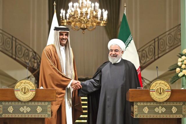 Στενότερη συνεργασία μεταξύ Ντόχας και Τεχεράνης