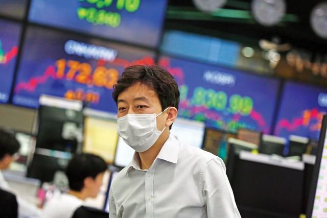Νότια Κορέα: Αύξηση του πραγματικού ΑΕΠ