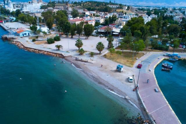ΟΛΕ ΑΕ: Αλλάζει όψη το παραλιακό μέτωπο της Ελευσίνας