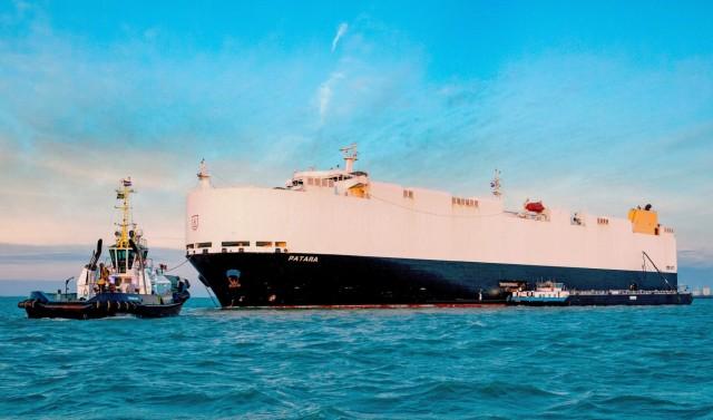 Η λύση του βιοκαυσίμου δοκιμάζεται σε Ro-Ro πλοία