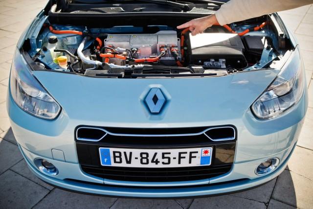 Renault: Πρωταγωνίστρια στην ευρωπαϊκή αγορά ηλεκτρικών οχημάτων
