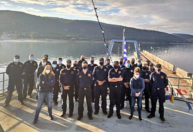 ΓΕΝ-ΕΚΠΑ: Ολοκλήρωση ωκεανογραφικής αποστολής