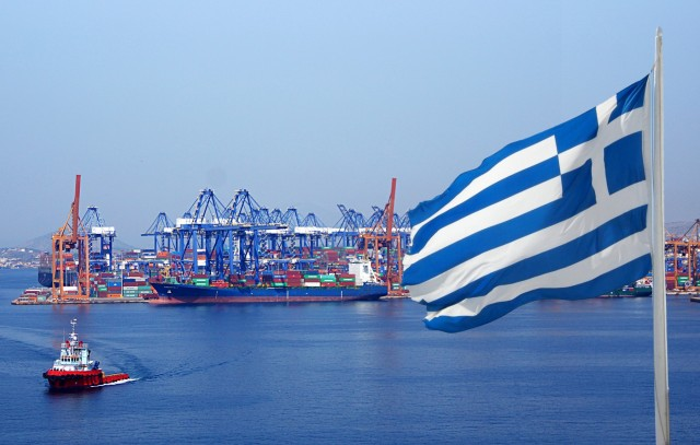 Οι προοπτικές ανάδειξης της Ελλάδας ως διεθνούς εμπορευματικού κέντρου