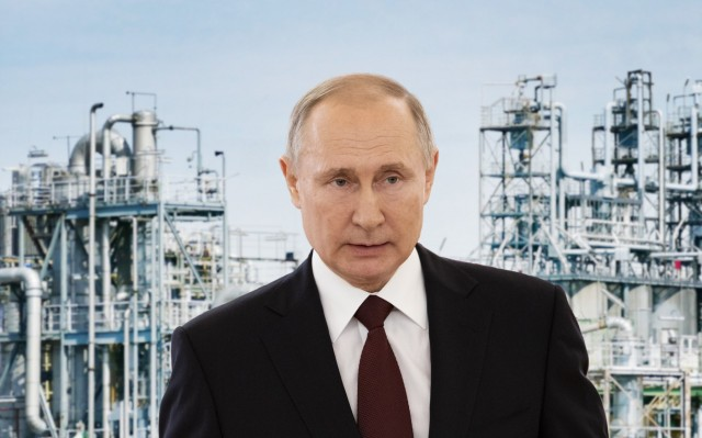 Σιβηρικό ήλιο: Οι βλέψεις της Μόσχας για διεθνή επικράτηση