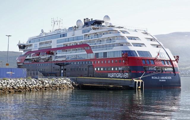 Θύμα κυβερνοεπίθεσης (και) η Hurtigruten