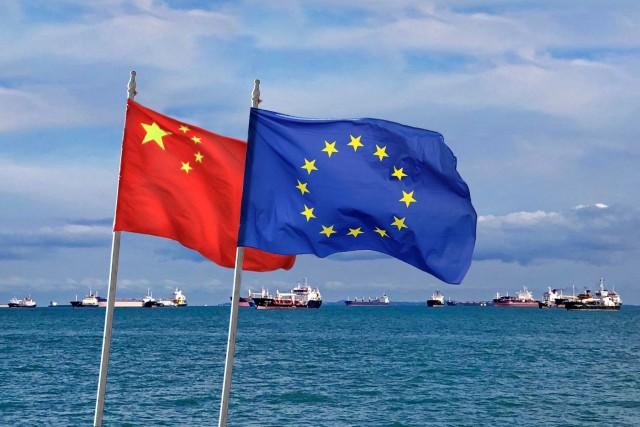Κίνα-ΕΕ: Θετικές προοπτικές για τις διμερείς εμπορικές σχέσεις