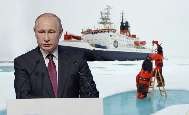 Πούτιν: «Η δύναμη της Ρωσίας θα μεγαλώσει με τη Σιβηρία»