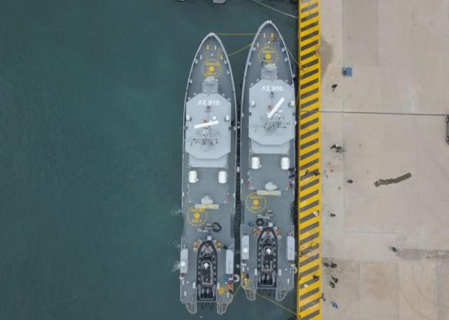 Λιμενικό Σώμα: Δύο υπερσύγχρονα νέα περιπολικά σκάφη