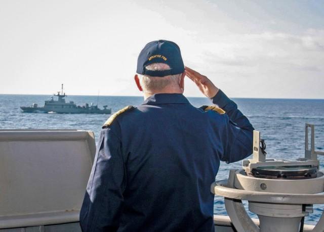 Πολεμικό Ναυτικό: Μέγα το της θαλάσσης κράτος
