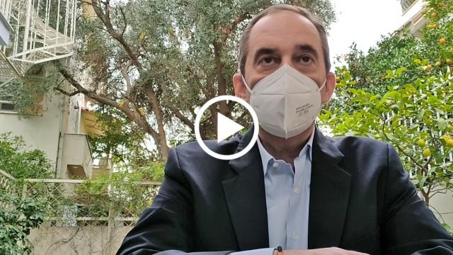 I. Πλακιωτάκης: Το ευχαριστήριο μήνυμα για την πρόσφατη περιπέτεια της υγείας του