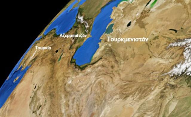 Η νέα πραγματικότητα για τον χάρτη εμπορικών μεταφορών της Κεντρικής Ασίας