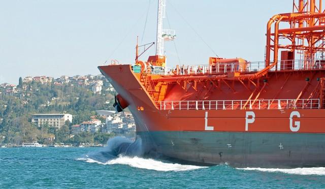 LPG carriers: Ένας νέος γίγαντας γεννάται