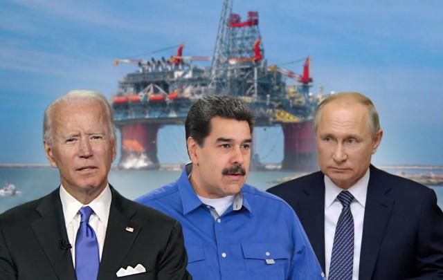 ΗΠΑ-Ρωσία-Βενεζουέλα: Πετρελαϊκός και δικαστικός λαβύρινθος