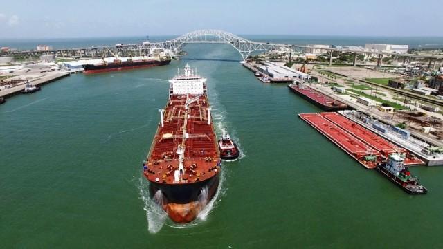 Το λιμάνι του Corpus Christi ψηφίζει LNG