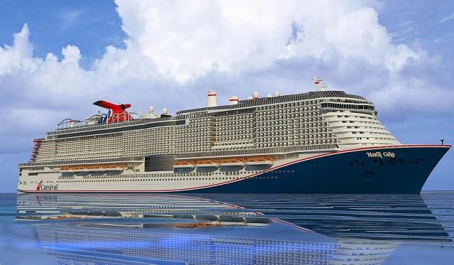Carnival Cruise: Ένα ακόμα εντυπωσιακό κρουαζιερόπλοιο στον στόλο της
