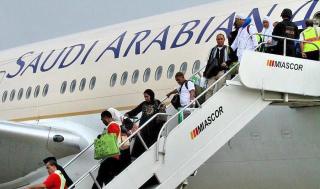 Σαουδική Αραβία: Aνοίγουν τα αεροδρόμια
