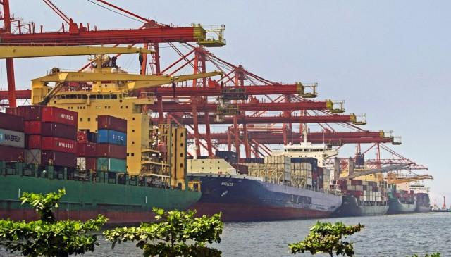 Διακίνηση εμπορευματοκιβωτίων: Άνοδος σε σημαντικά κινεζικά λιμάνια