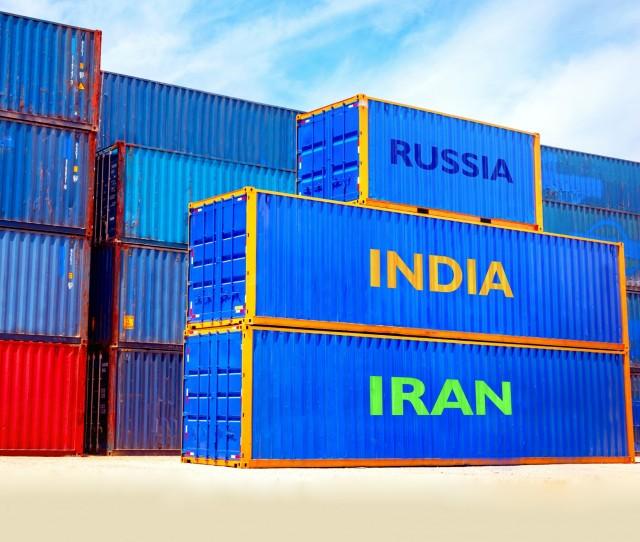 Ρωσικό εμπόριο και μεταφορές: Φλερτ με Ινδία και Ιράν