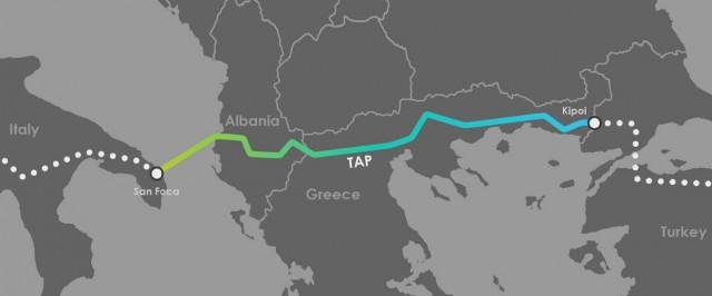 Το φυσικό αέριο… «κυλάει» πλέον και από την Ελλάδα