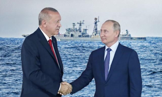 Τουρκία – Ρωσία: Μια λυκοφιλία που τρομάζει