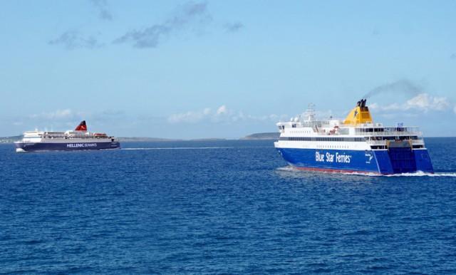 Η ελληνική ακτοπλοΐα και ο Ευρωπαϊκός Κανονισμός περί ανακύκλωσης πλοίων