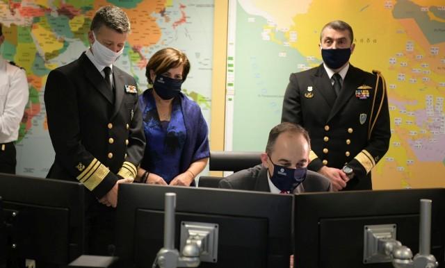 Να ζήσουν οι ναυτικοί μας: Οι ευχές του I. Πλακιωτάκη