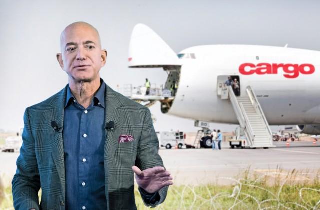 Amazon: Η «έκρηξη» ηλεκτρονικών παραγγελιών φέρνει επενδύσεις σε αεροπλάνα