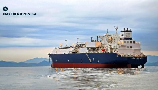 GasLog LNG Services Ltd.: Με νέα παραλαβή πλοίου ξεκινά το νέο έτος