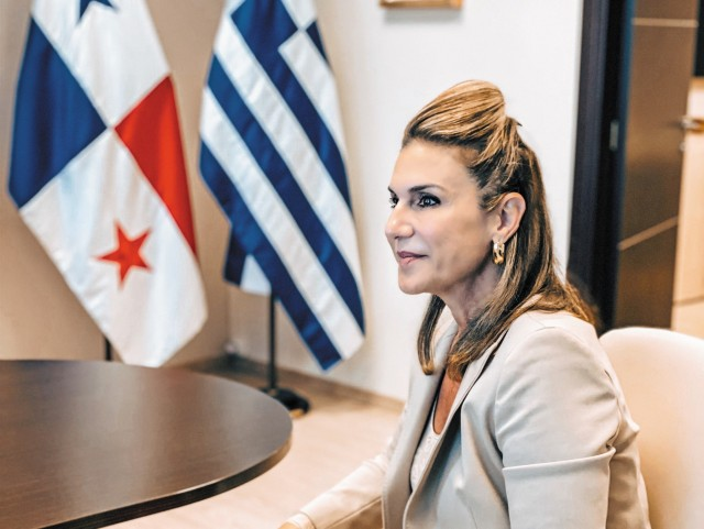 """H.E. Julie Lymberopulos, Ambassador and General Consul of Panama in Greece: """"Greek-Panamanian maritime ties have always been strong"""""""