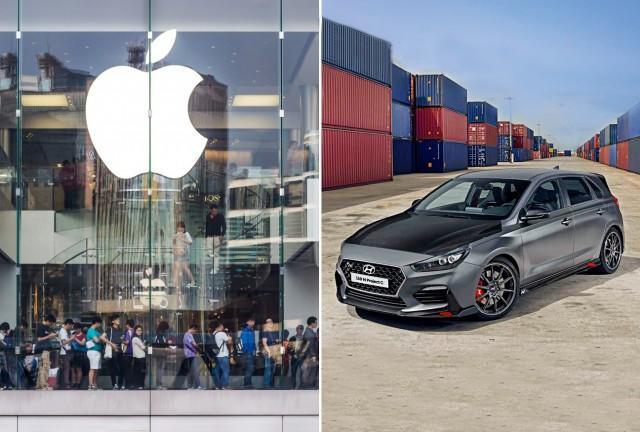 Hyundai – Apple: Συμφωνία με επίκεντρο τα ηλεκτρικά αυτοκίνητα