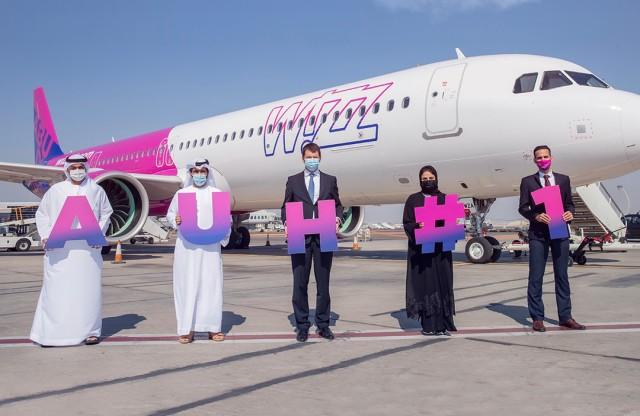 Ξεκίνησαν οι πρώτες πτήσεις της Wizz Air Abu Dhabiστην Ελλάδα