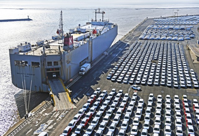 Volkswagen: Η εναλλακτική για τις θαλάσσιες μεταφορές οχημάτων της