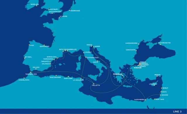 Neptune Lines: Νέα απευθείας γραμμή προς Αίγυπτο και Ισραήλ