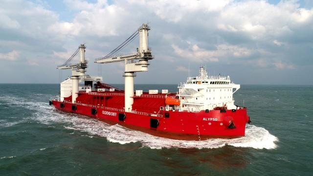 Η ABB εξοπλίζει με το σύστημα πρόωσης Azipod® δύο νεότευκτα φορτηγά πλοία της Oldendorff Carriers