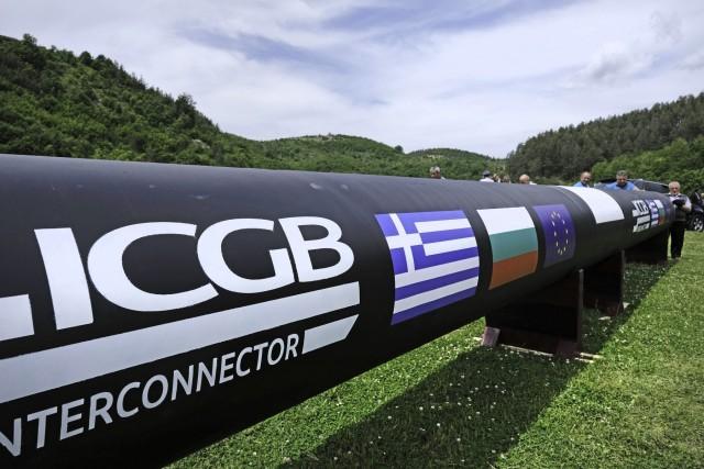 Πράσινο φως για τον αγωγό IGB και το East Med Gas Forum