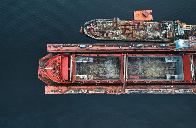 Το ΕΒΕΠ τάσσεται υπέρ της δημιουργίας διαλυτηρίου πλοίων στην Ελλάδα