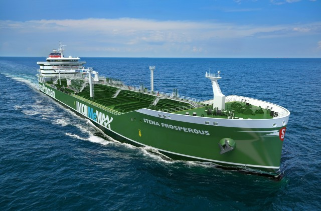 Proman Stena Bulk: Νέα σειρά δεξαμενόπλοιων κατανάλωσης μεθανόλης