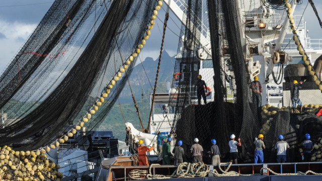 Aλιεία: κραυγές αγωνίας μετά το Brexit