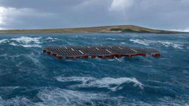 Equinor: Νέα πλωτή πλατφόρμα με φωτοβολταϊκά πάνελ στα ανοιχτά της Νορβηγίας