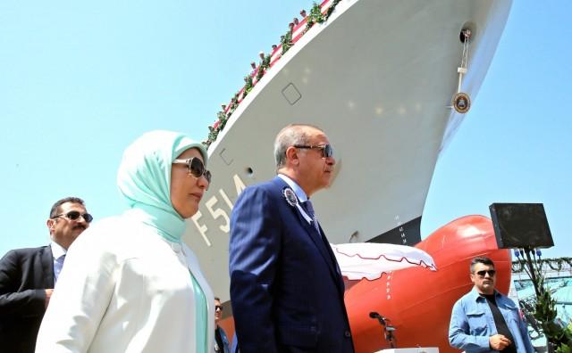 Η τουρκική ναυπηγική βιομηχανία κατακτά και τις φρεγάτες