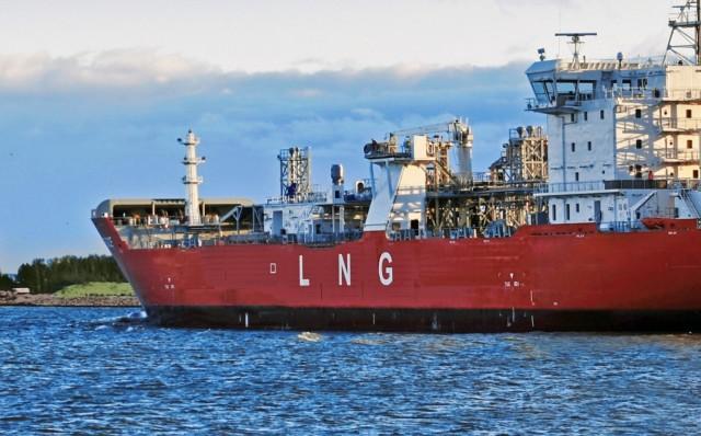 Ρεκόρ εξαγωγών LNG για τις ΗΠΑ το πρώτο εξάμηνο του 2021