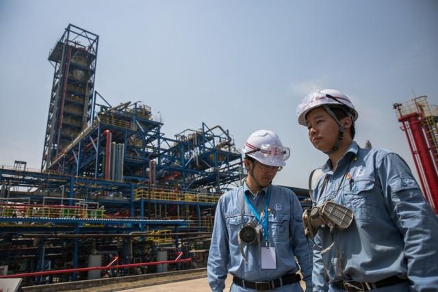 Kίνα: Σε επίπεδα ρεκόρ οι εξαγωγές VLSFO