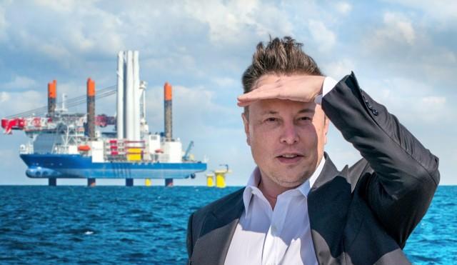 Ο Elon Musk αγοράζει oil rigs για τα… διαστημικά του σχέδια