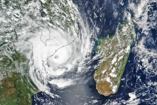 H Μοζαμβίκη στο έλεος του κυκλώνα Ελοΐζ