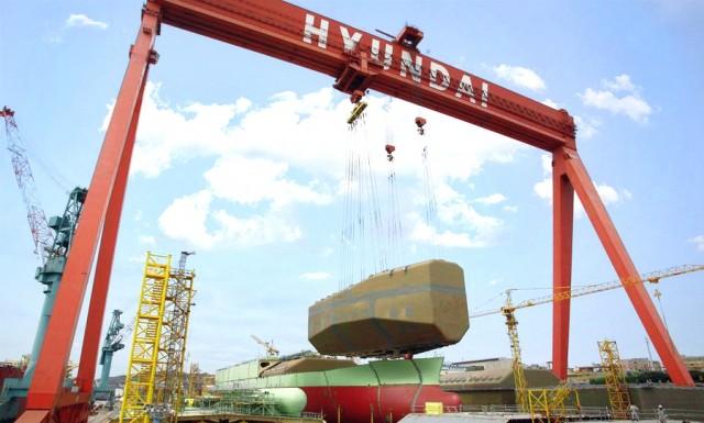 Hyundai Heavy Industries Co.: Τα «πράσινα» σχέδια και το φλερτ με τις κεφαλαιαγορές