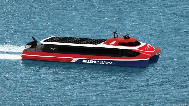 Η Attica Group ανανεώνει τον στόλο της