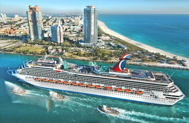 Αποχαιρετά τις ΗΠΑ η Carnival Cruise Line;